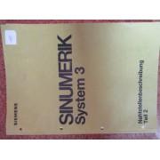 Bedienungsanleitung SINUMERIK System 3 (40)